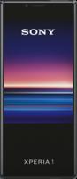 Sony XPERIA Smartphone Xperia 1 Dual SIM 128GB Schwarz