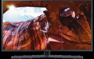 Samsung LED-Fernseher UE43RU7409UXZG Titan-Grau
