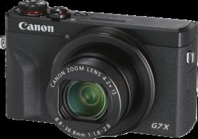 Canon PowerShot G7 X Mark III Schwarz