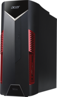Acer Gamer-PC Nitro 50 (N50-600) Schwarz-Rot