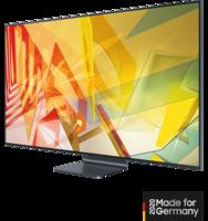 Samsung LED-Fernseher GQ55Q95TGTXZG Carbon-Silber