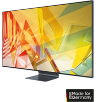 Samsung LED-Fernseher GQ65Q95TGTXZG Carbon-Silber