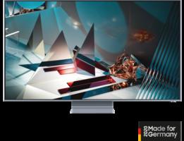 Samsung LED-Fernseher GQ82Q800TGTXZG Titan-Schwarz