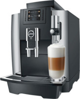 JURA Gastro Professional Line Kaffee-Vollautomat WE8 Modell 2019 Chrom