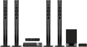 Sony BDV-N9200WB  (5.1 3D Blu-ray Heimkinosystem)