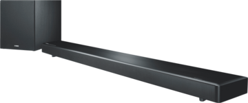 Yamaha YSP-2700 Schwarz Soundbar, 107 Watt maximale Gesamtleistung, 7.1 Kanal-System