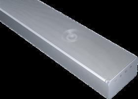 Samsung Soundbar, 5.1 Kanal-System, HW-MS751/EN Sterlingsilber