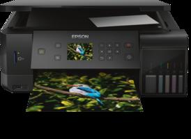 Epson Multifunktionsdrucker, Tintenstrahldruck, EcoTank ET-7700