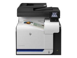 HP LaserJet Pro MFP M570dw - Multifunktionsdrucker (Farbe) Faxgerät / Kopierer / Drucker / Scanner