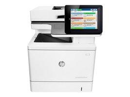 HP Laserjet Enterp. Color MFP M577dn / 38ppm Farbe / 600dpi / 1,25GB / A4 / Drucken Scannen Kopieren