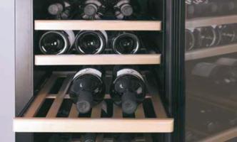 Weinschrank WineComfort 660 Smart Edelstahl