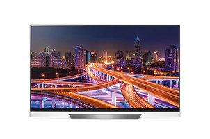 LG OLED55E8L 4K TV 2018 Flat OLED UHD TV, 55