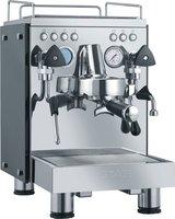 Graef Espresso-Maschine Contessa ES 1000 Edelstahl-Schwarz
