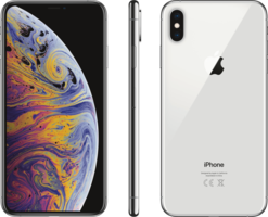 Apple Smartphone iPhone XS Max 512GB Silber