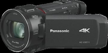 Panasonic Imaging Premium Camcorder HC-VXF11EG-K Schwarz