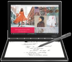 Lenovo Hybrid-Notebook Yoga Book C930 (YB-J912F) Iron Grey