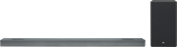 LG SL9YG 4.1.2 Dolby Atmos® Soundbar mit 500 Watt | drahtloser Subwoofer