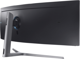Samsung LED-Monitor C49HG90DMU LED Mattschwarz