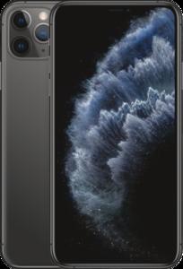 Apple Smartphone iPhone 11 Pro Max 256GB  Space Grau / Silber / Gold / Nachtgrün