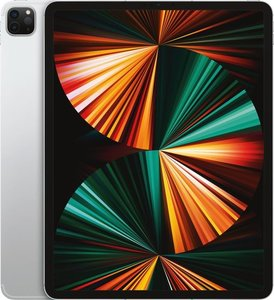 "Apple Tablet-PC iPad Pro 12.9"" Wi-Fi + Cellular 256GB (5. Generation) Silber o. Space Grau"