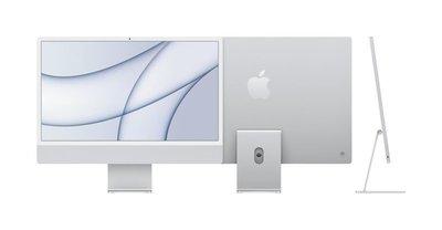 APPLE iMac 2021 MGPD3D/A CTO, All-in-One PC mit 23,5 Zoll Display, Apple M-Series Prozessor, 16 GB RAM, 1 TB SSD, Apple M1 Chip  Silber/Grün/Blau/Rose